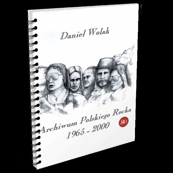 Okładka Archiwum Polskiego Rocka 1965 - 2000