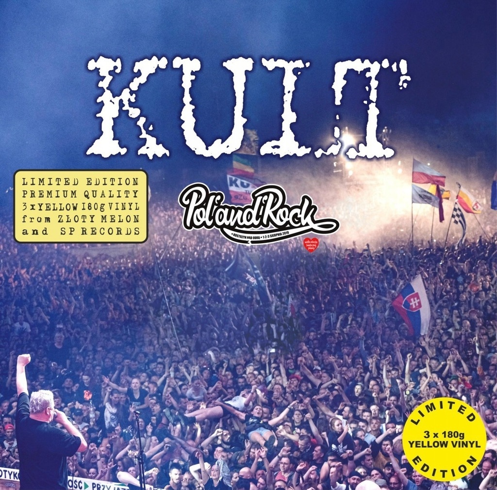 Kult - Live Pol`And`Rock Festival 2019