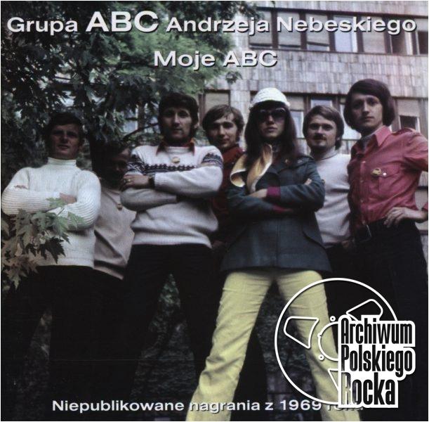 Grupa ABC Andrzeja Nebeskiego - Moje ABC