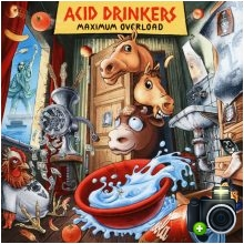 Acid Drinkers - Maximum Overload - The Best Of
