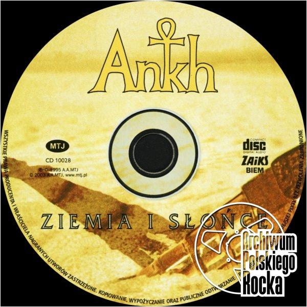 Ankh - Ziemia i słońce