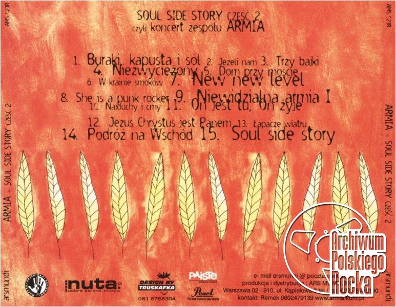 Armia - Soul Side Story 2