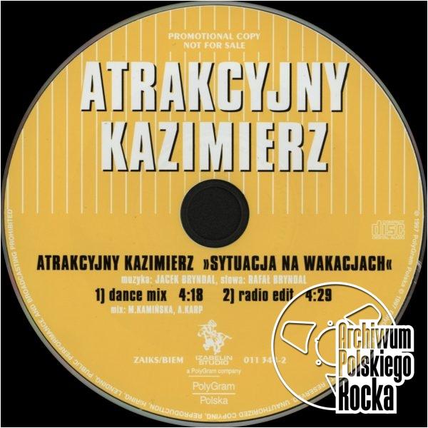 Atrakcyjny Kazimierz - Sytuacja na wakacjach