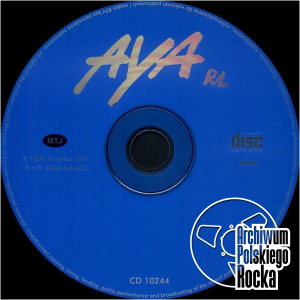Aya RL - Aya RL (niebieska)