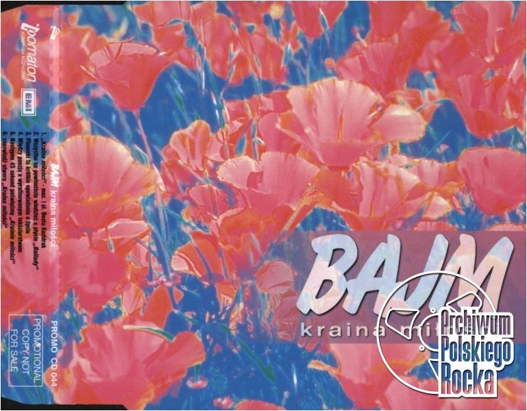 Bajm - Kraina miłości