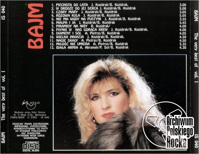 Bajm - The Very Best Of