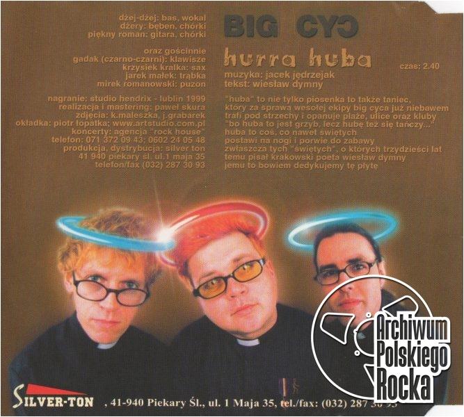 Big Cyc - Hurra Huba