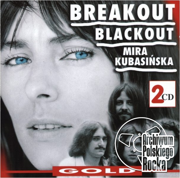 Blackout Breakout i Mira Kubasińska - Gold