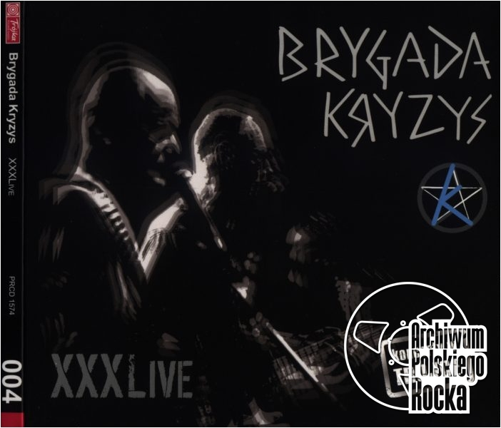 Brygada Kryzys - XXXLive