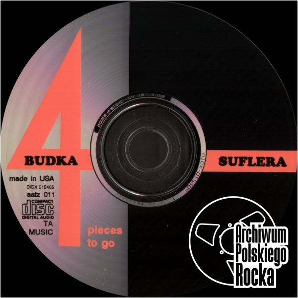 Budka Suflera - 4 Pieces To Go