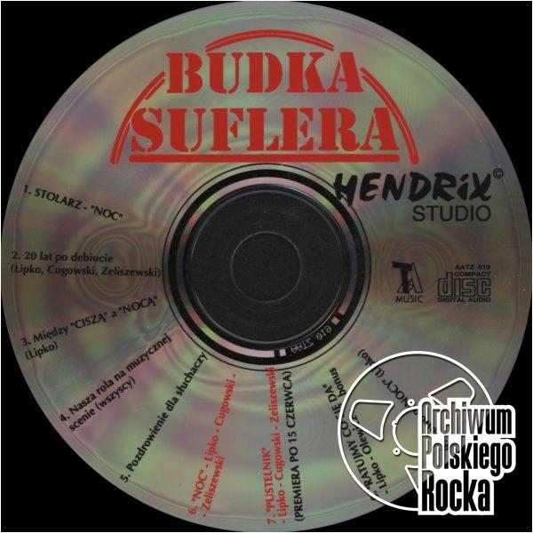 Budka Suflera - Noc