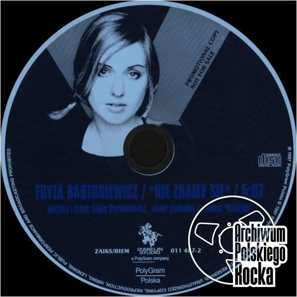 Edyta Bartosiewicz - Nie znamy się