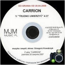 Carrion - Trudno uwierzyć