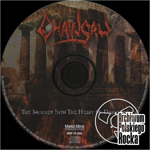 Chainsaw - Journey Into The Heart Of Darkness