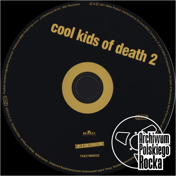 Cool Kids Of Death - 2