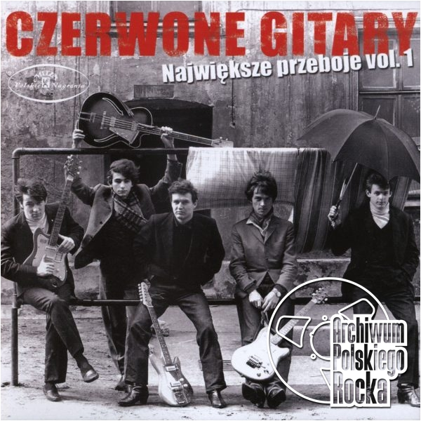 Czerwone Gitary - Największe przeboje vol. 1