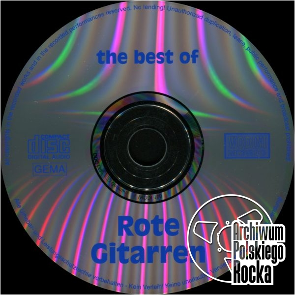 Czerwone Gitary - Rote Gitarren The Best Of