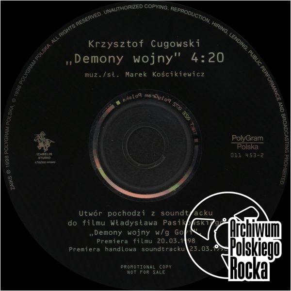 Krzysztof Cugowski - Demony wojny