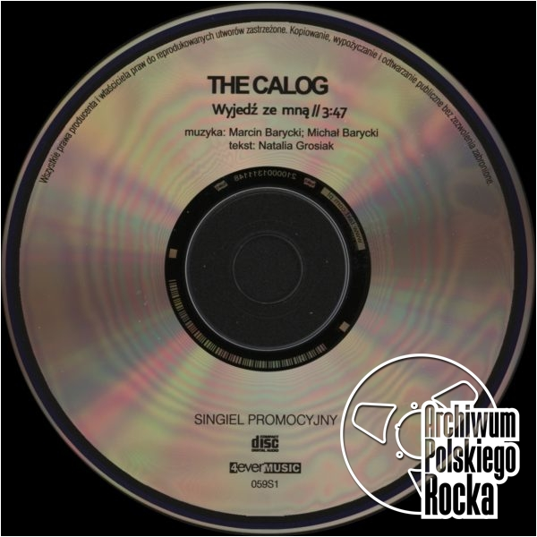The Calog - Wyjedź ze mną