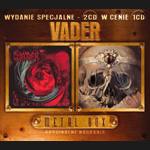 Vader - Black To The Blind + Future Of The Past