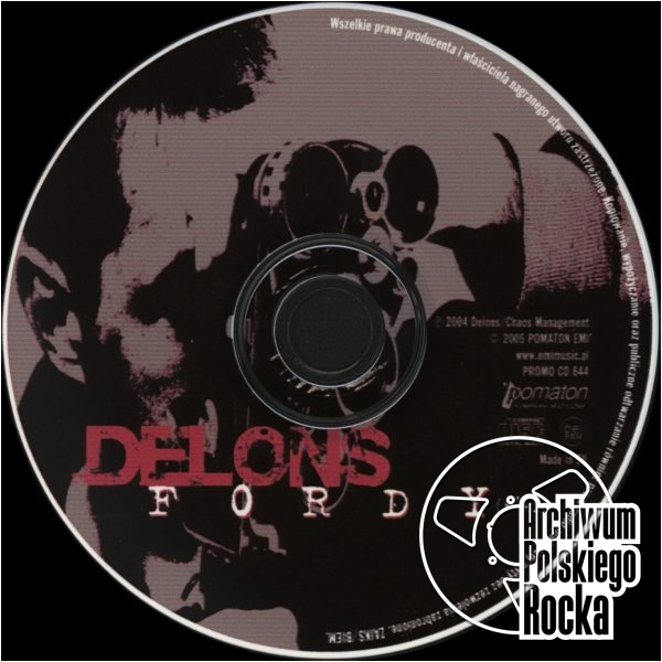 Delons - Fordy