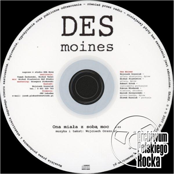 Des Moines - Ona miała z sobą moc