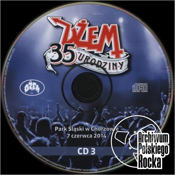 Dżem - 35 urodziny