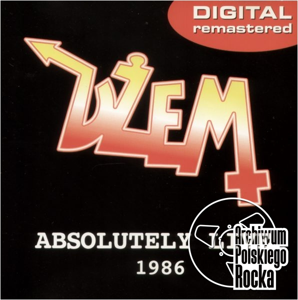 Dżem - Absolutely Live 1986