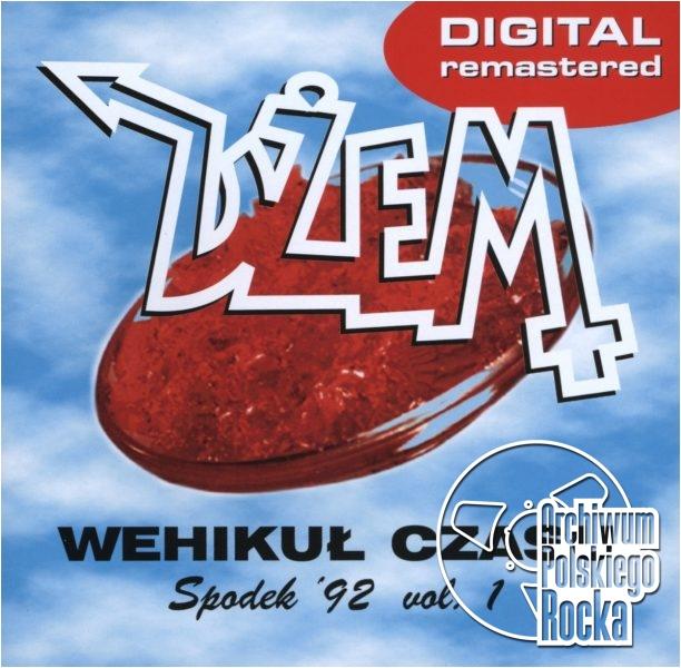 Dżem - Wehikuł czasu Spodek '92 vol. 1