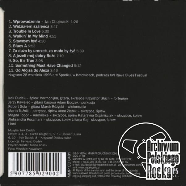 Irek Dudek - Symphonic Rawa Blues `96