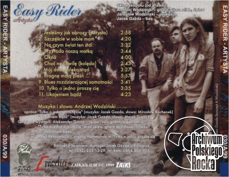 Easy Rider - Artysta