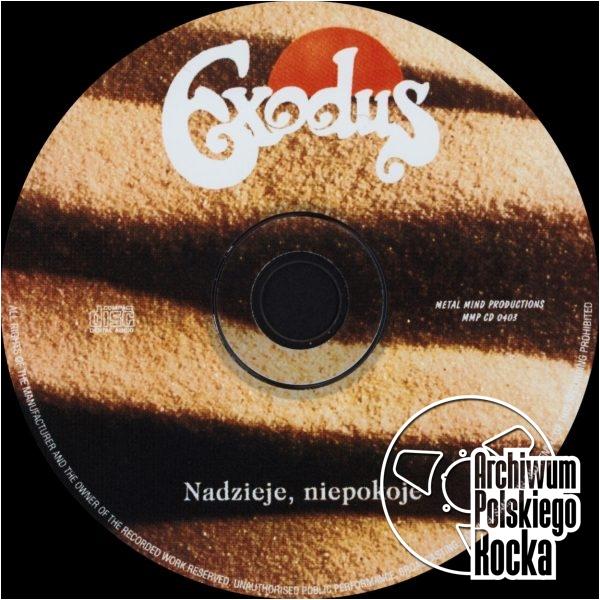 Exodus - Nadzieje, niepokoje
