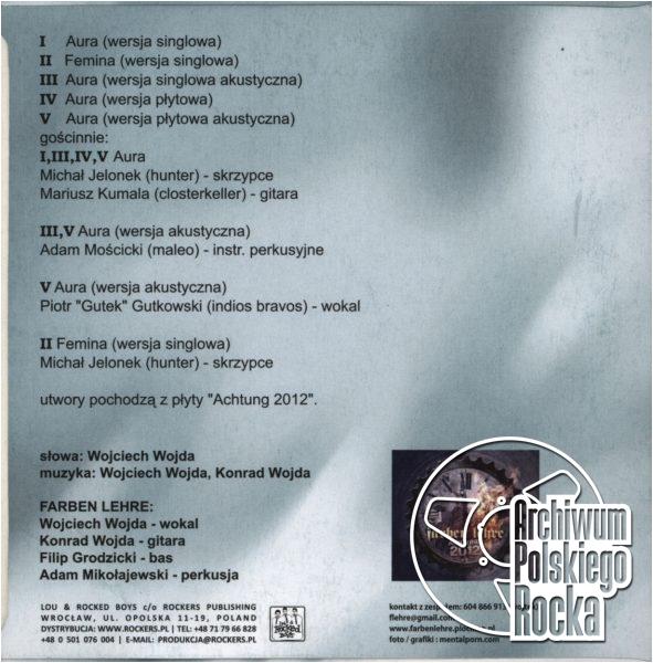 Farben Lehre - Aura / Femina