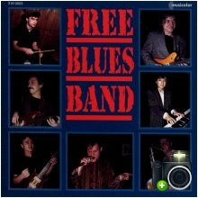 FBB Free Blues Band - Free Blues Band