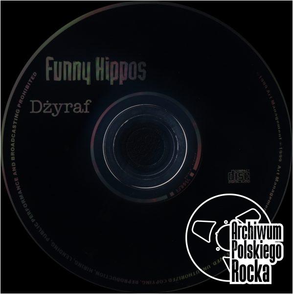 Funny Hippos - Dżyraf