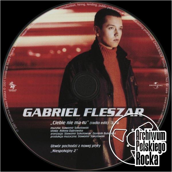 Gabriel Fleszar - Ciebie nie ma tu