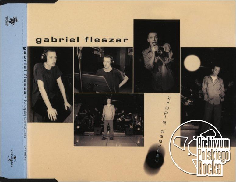 Gabriel Fleszar - Kroplą deszczu
