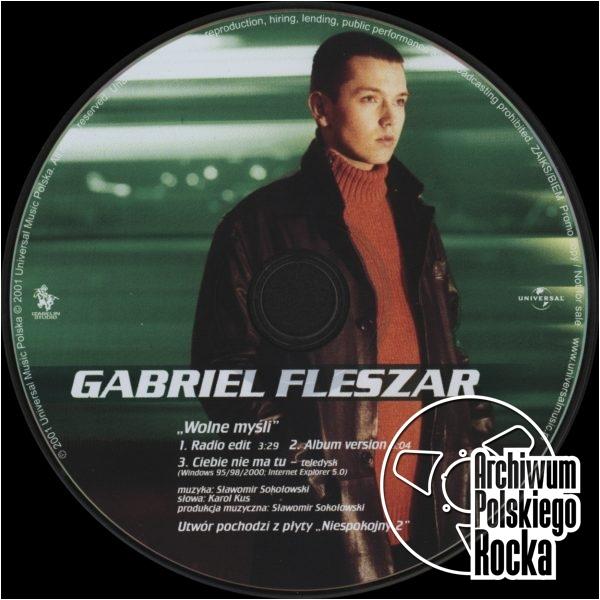 Gabriel Fleszar - Wolne myśli