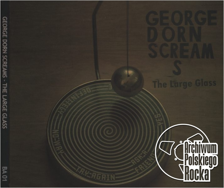 George Dorn Scream - The Large Glass