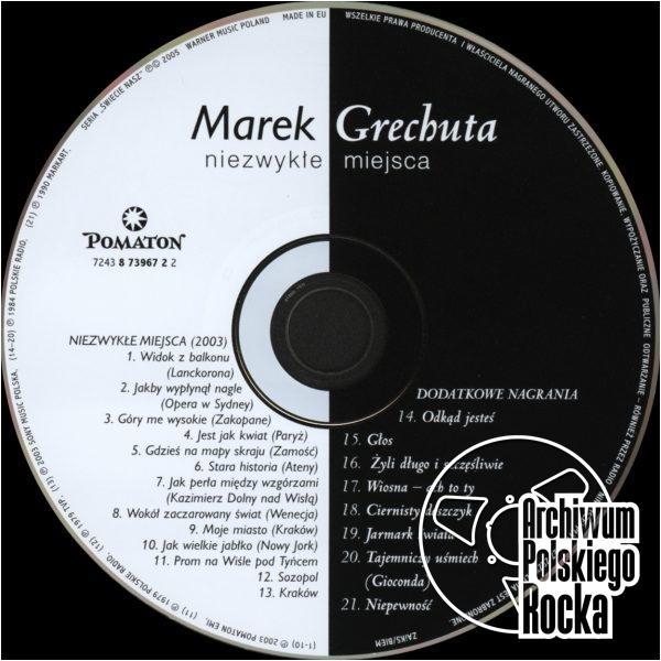 Marek Grechuta - Niezwykłe miejsca