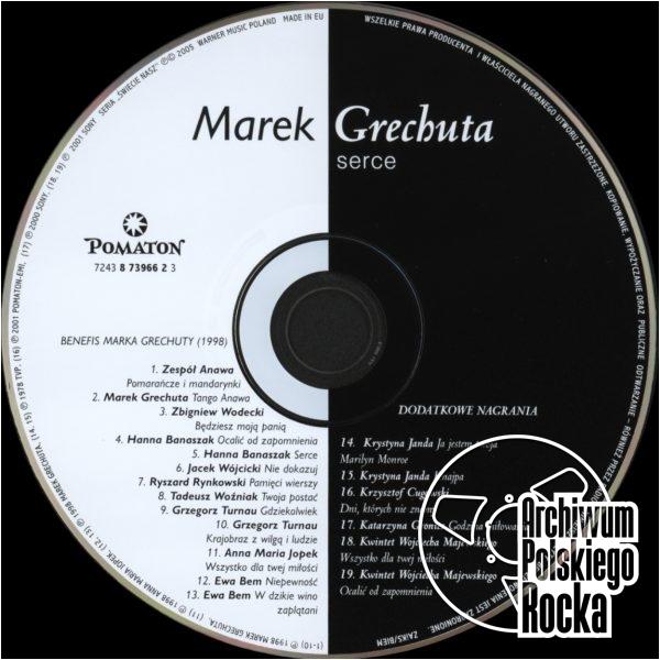 Marek Grechuta - Serce
