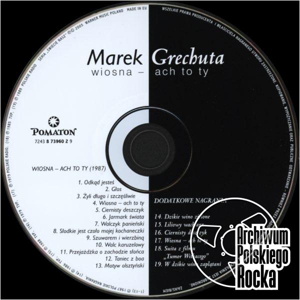 Marek Grechuta - Wiosna, ach to ty