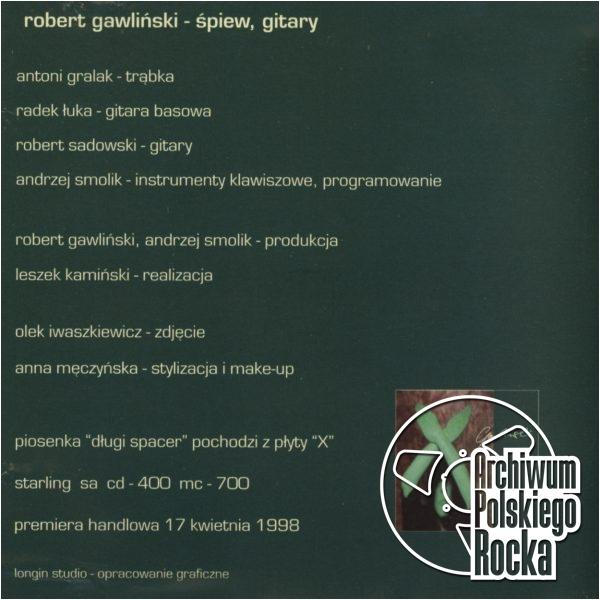 Robert Gawliński - Długi Spacer