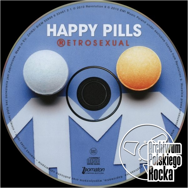 Happy Pills - Retrosexual