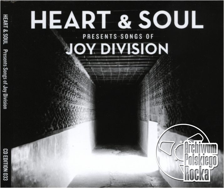 Heart & Soul - Heart & Soul Presents Songs Of Joy Division