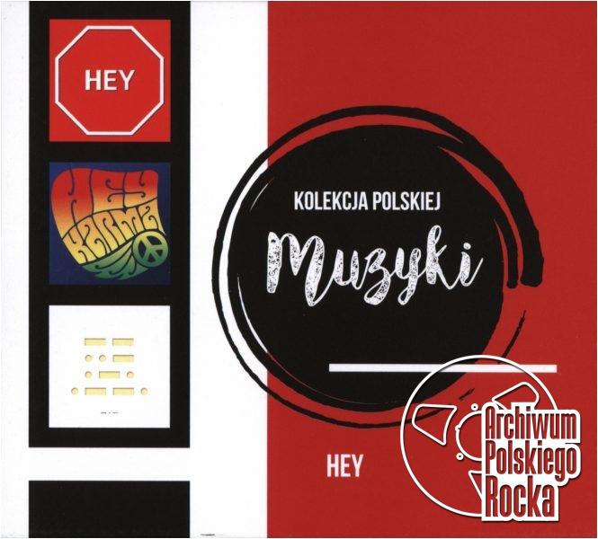 Hey - Kolekcja polskiej muzyki