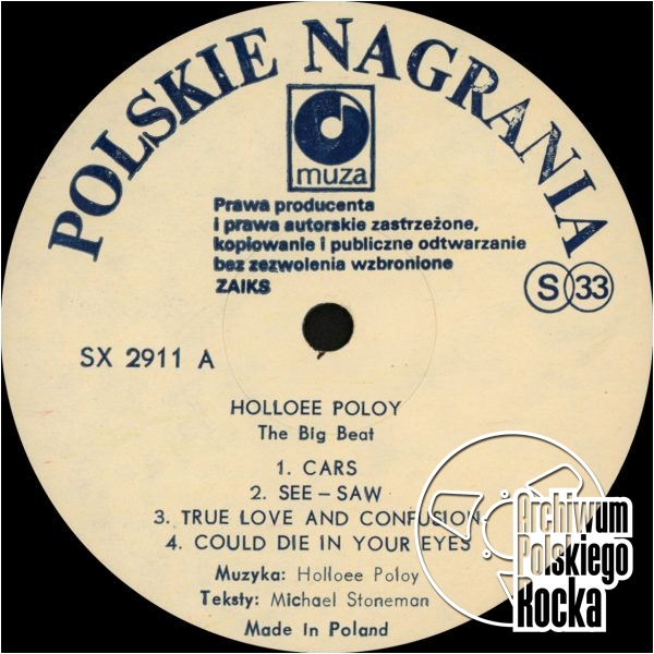 Holloee Poloy - The Big Beat