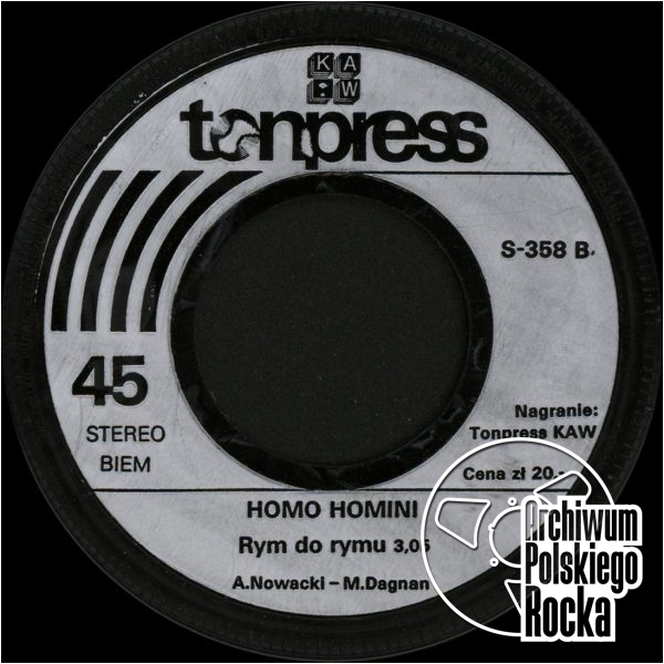Homo Homini - Lilly The Pink