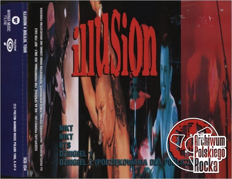 Illusion - Nikt
