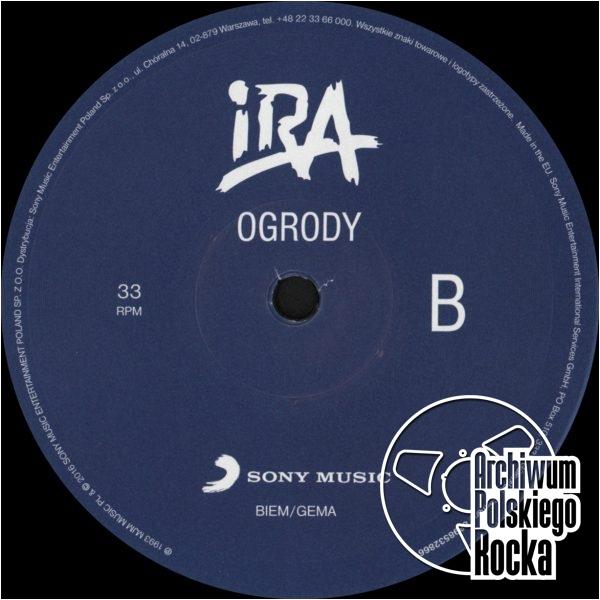 IRA - Ogrody